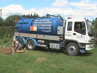 Septic Tank Cleaners Auckland, Septic Tank Cleaning West